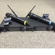 Used Wireless Microphones from Sennheiser