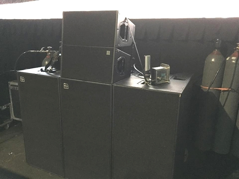 Used Q1 Package from db audiotechnik