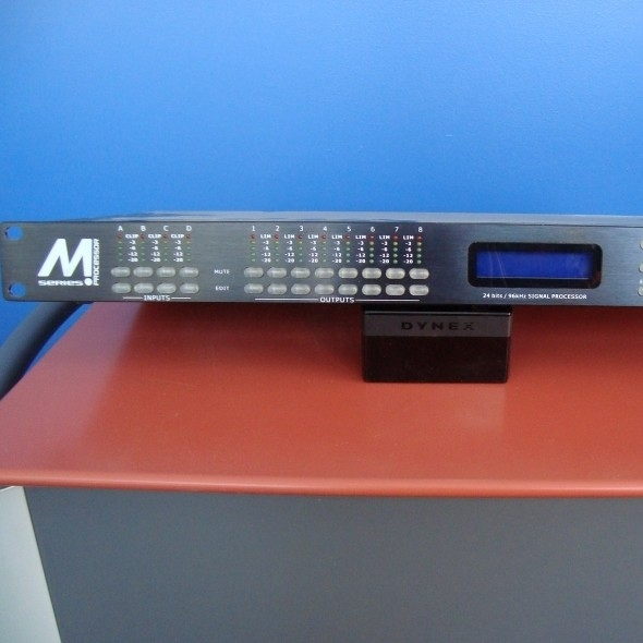 Used M-Series Loudspeaker Controller from Adamson Systems Engineering
