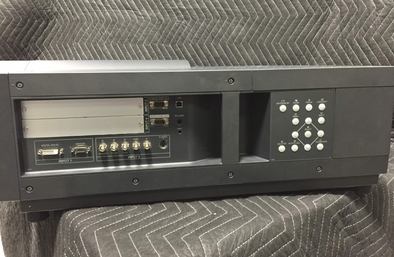 Used PLC-XF71 from Sanyo