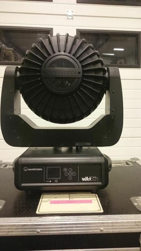 Used Wildsun500C from Ayrton