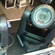 Used MAC 250 Krypton from Martin Professional