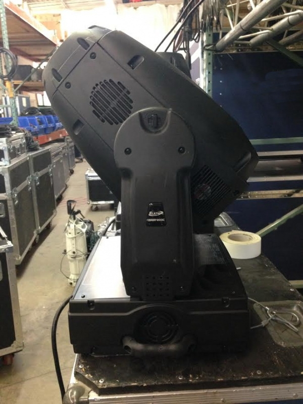 Used Design Spot 1200 Compact from Elation