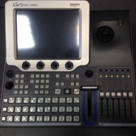 Used Indigo HD Switcher from Grass Valley