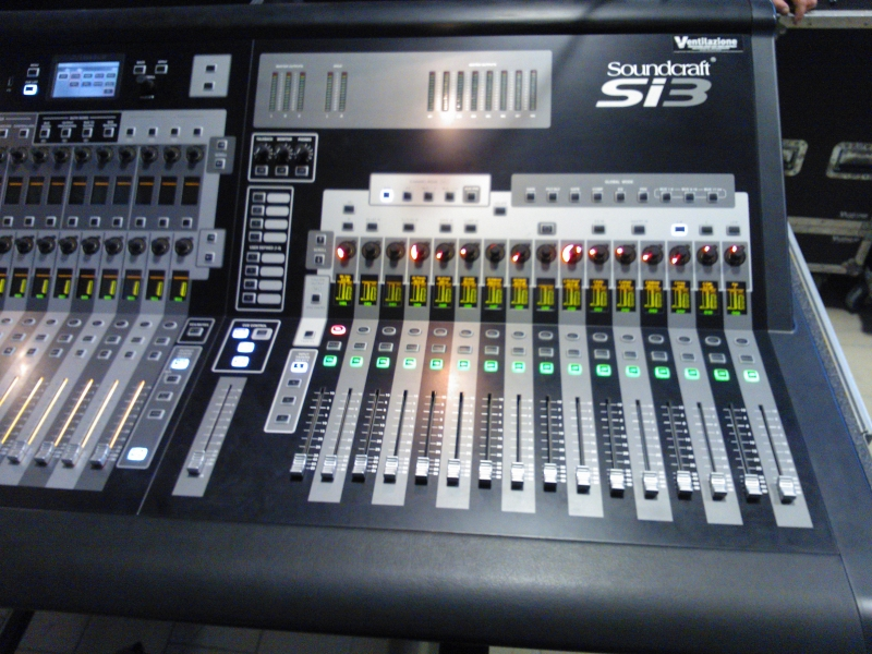Used Si3 from Soundcraft