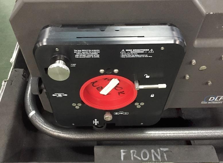 Used Roadie HD30K from Christie Digital