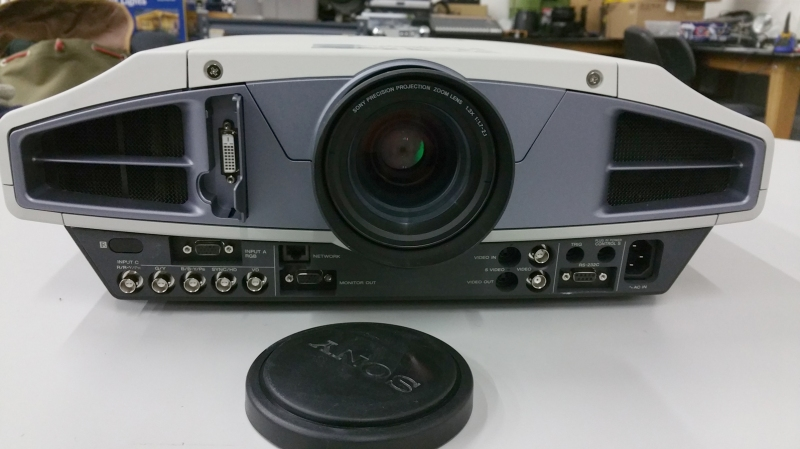 Used VPL-FX52 from Sony