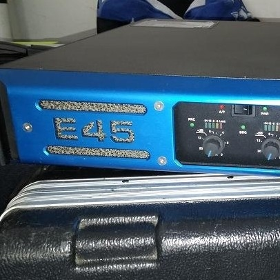Used E45 from MC2 Audio