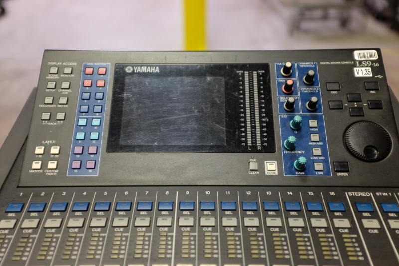 Used LS9-16 from Yamaha