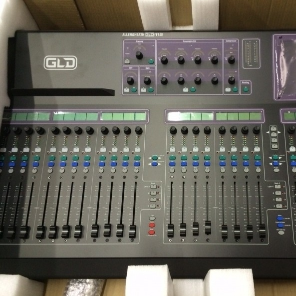 Used GLD-112 from Allen and Heath