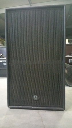 Used TA-500TDP Package from Turbosound