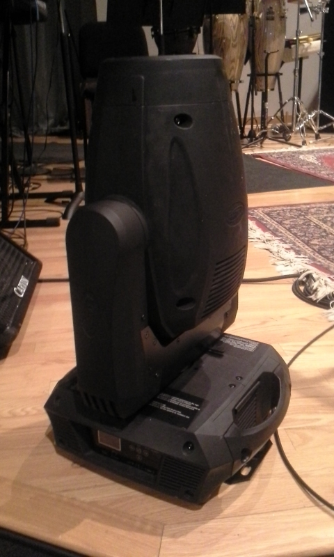 Used Platinum Spot 5R PRO from Elation