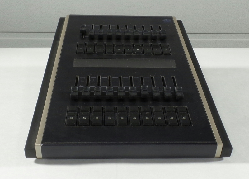 Used 2x10 Fader Wing from Electronic Theatre Controls