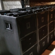 Used VT4882DP from JBL