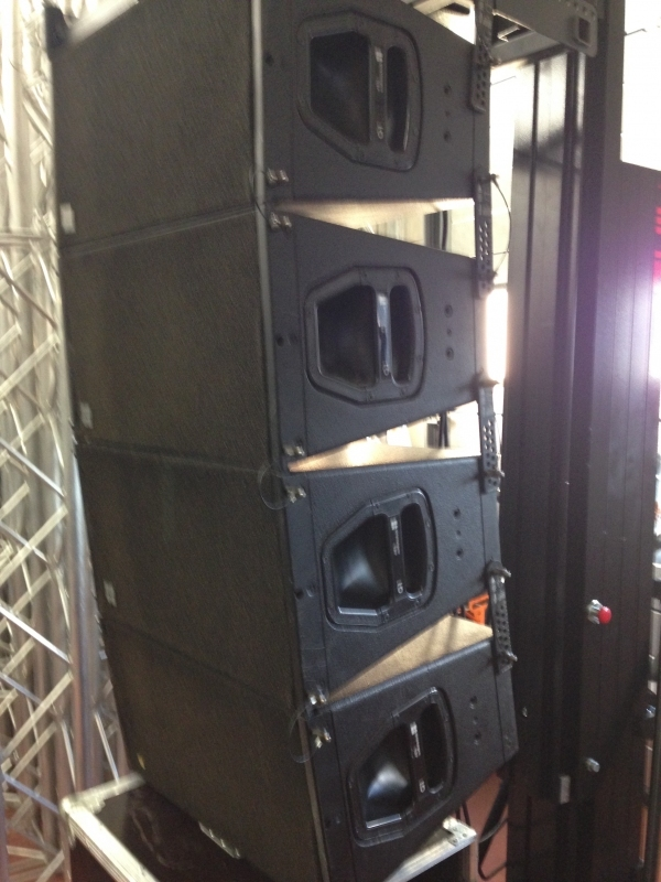 Used Q1 System from db audiotechnik