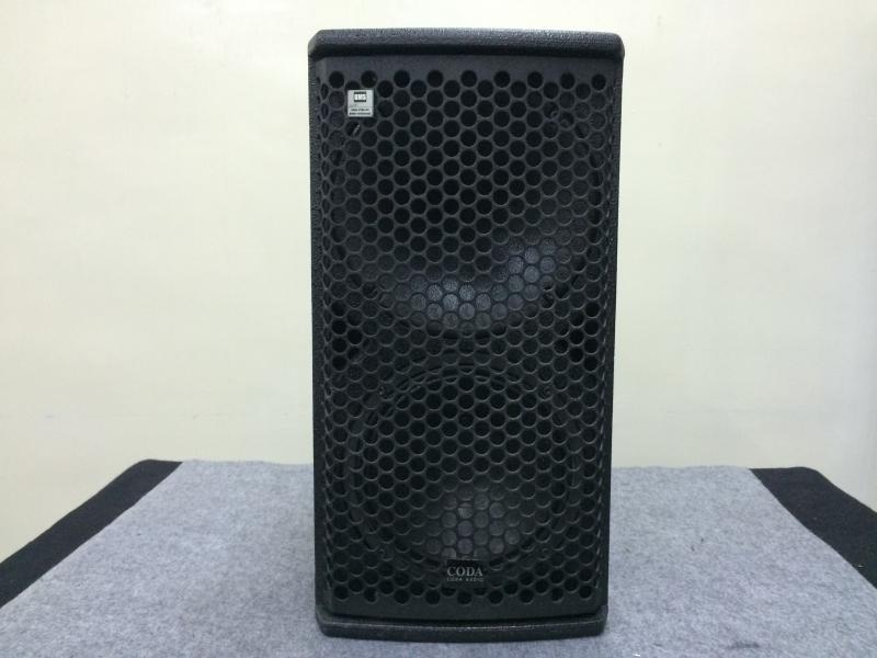 Used AP8 from Coda Audio