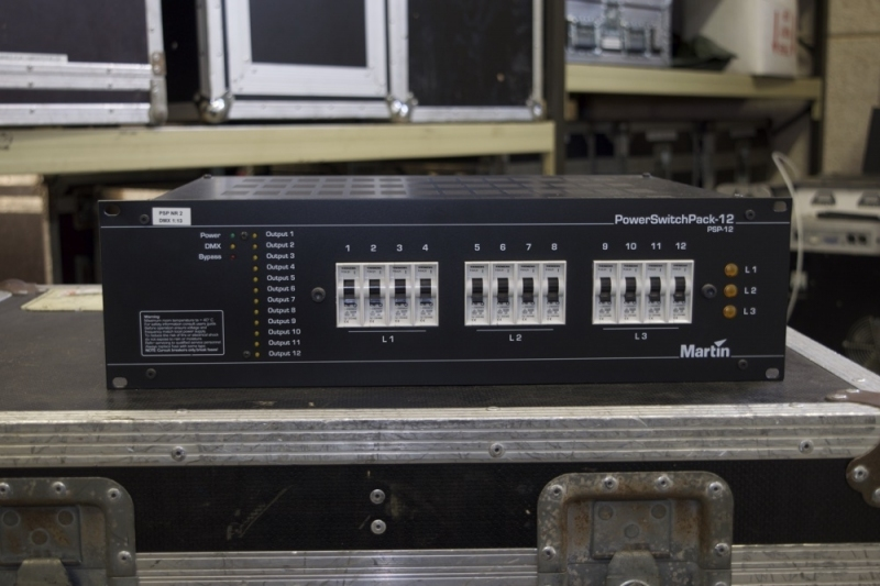Used PSP-12 from Martin Professional