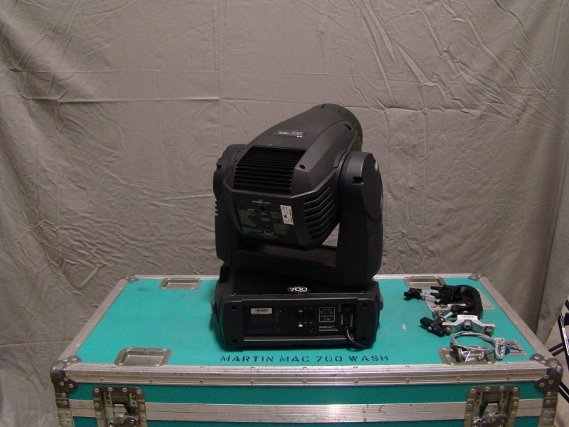 Used MAC 700 Wash Package from Martin Professional