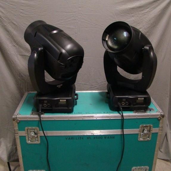 Used VL3500 Wash   from Vari-Lite