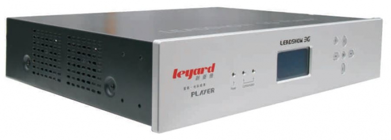 Used Lead Show 3G Player from Leyard