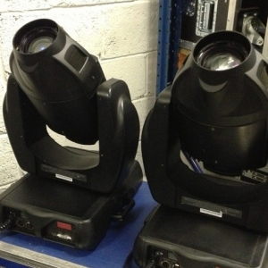 Used VL2000 Spot from Vari-Lite