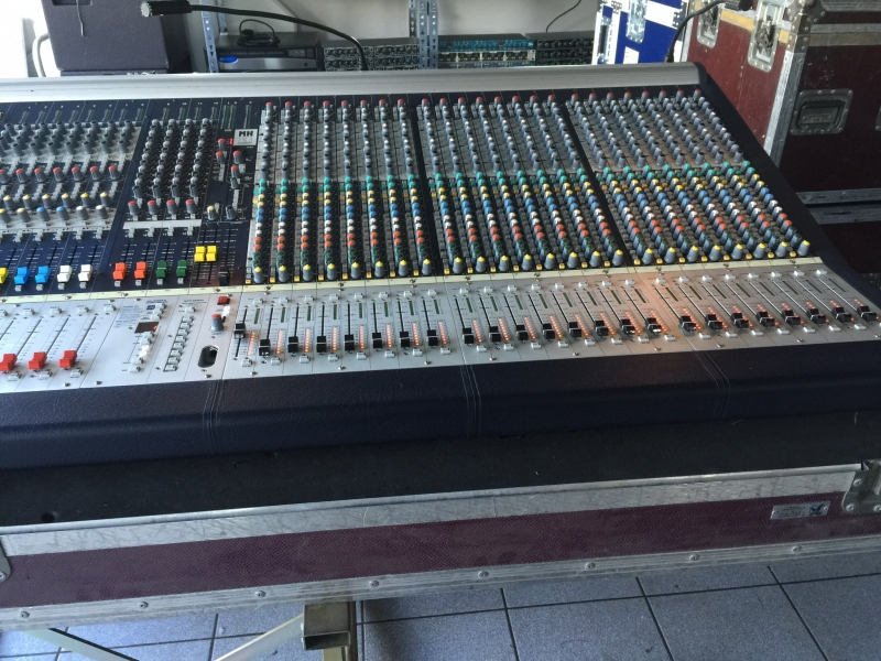Used MH3 - 48 from Soundcraft