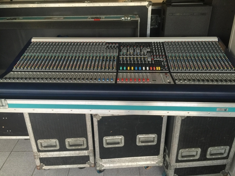 Used MH2 from Soundcraft