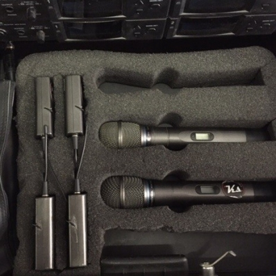 Used Elite 5000 Series from Audio Technica