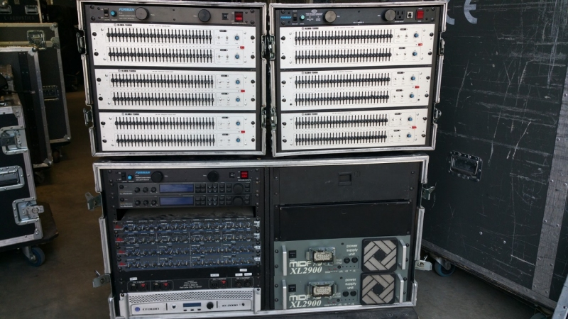 Used XL250 System from Midas