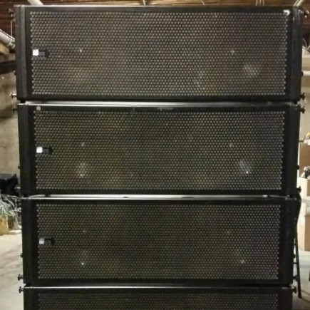 Used MICA from Meyer Sound
