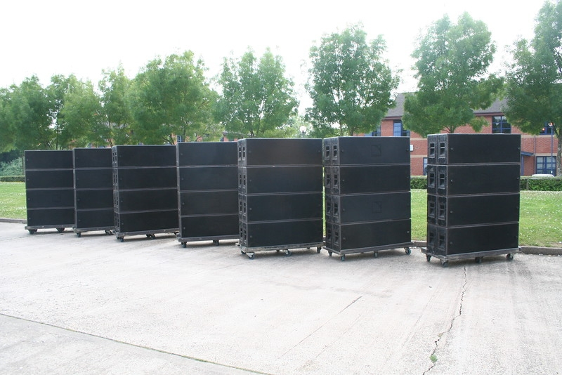Used V-DOSC Turn Key System from L-Acoustics