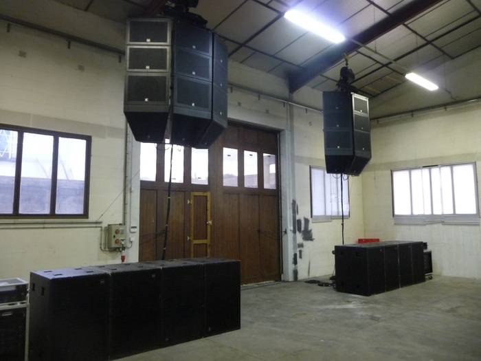 Used VQ MB from Tannoy