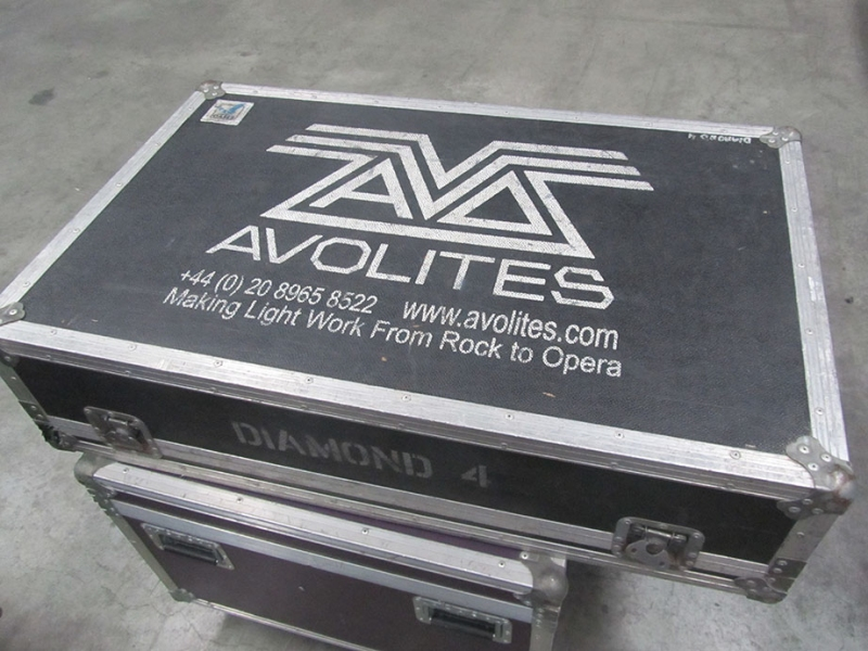 Used Diamond 4 Elite from Avolites