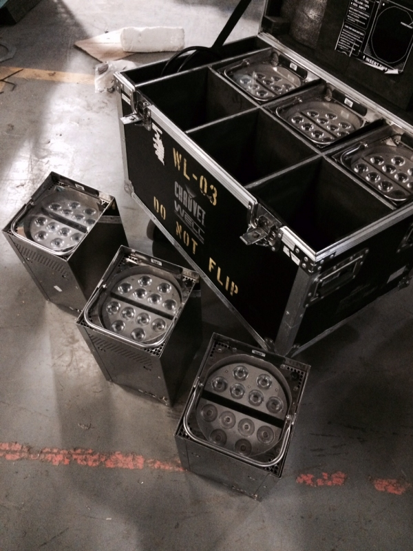 Used  Well 2.0 from Chauvet