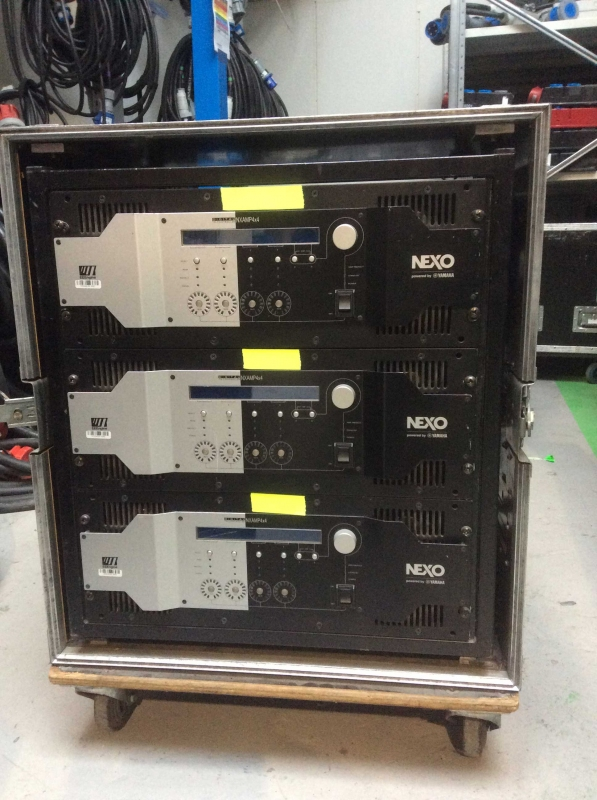 Used 45N 12 System from Nexo