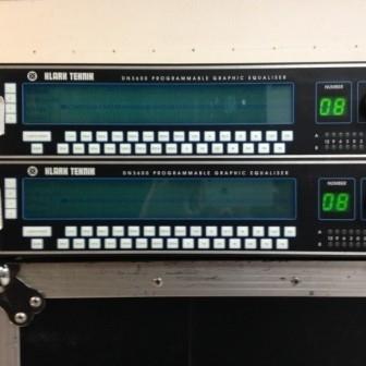 Used DN3600 from Klark Teknik