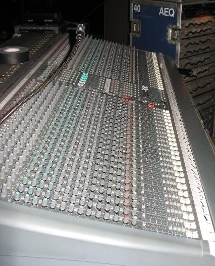 Used SM12 from Soundcraft