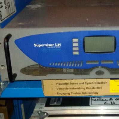 Used Supervisor LH from Lighthouse Technologies