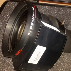 Used 1.8-2.6:1 HD Zoom Lens from Christie Digital