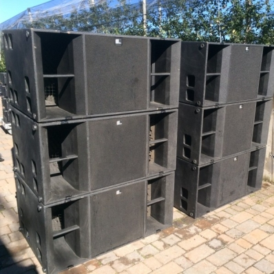 Used PS-9  from Fohhn Audio