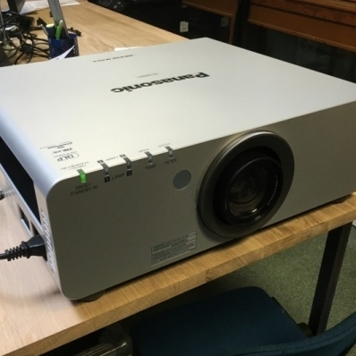 Used PT-DW640UK from Panasonic