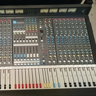 Used ML3000 from Allen and Heath