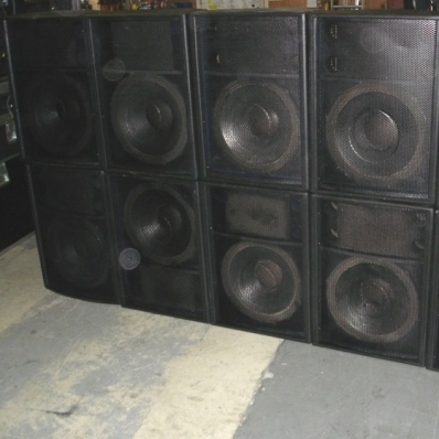 Used TFM-330  from Turbosound