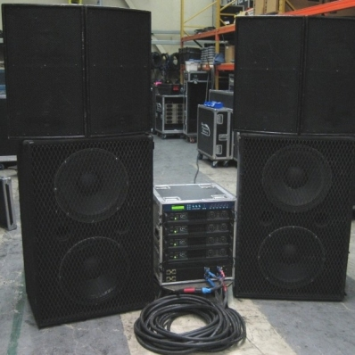 Used Xi-1152 64F  from Electro-Voice