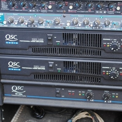 Used RMX 1450 from QSC