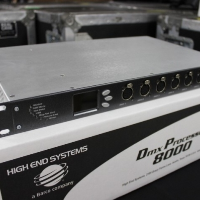 Used DP 8000 from High End Systems