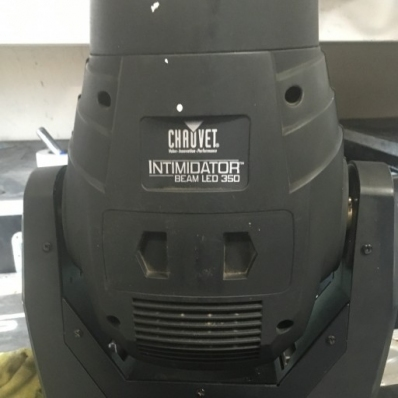 Used Intimidator Beam LED 350 Package from Chauvet