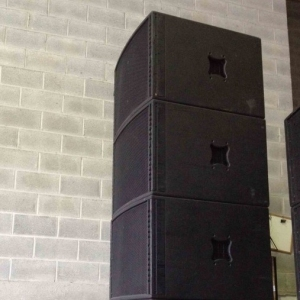 Used QRx 118s from Electro-Voice