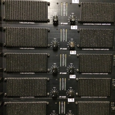 Used FP6400 from Labgruppen