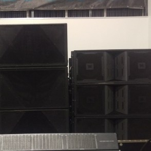 Used VT4888 Package  from JBL